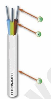 Схема термостойкого силиконового